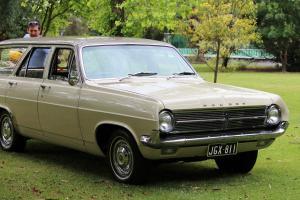 HD Holden Wagon Original Condition