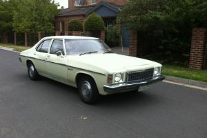 Holden HZ Kingswood SL NO Reserve Sedan Automatic