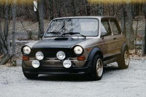 Lancia Autobianchi A112 Abarth