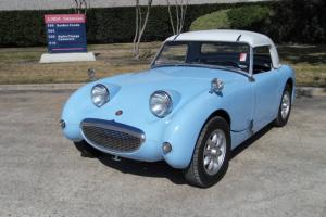 Whatever you call it Bugeye or Frogeye it has been restored and ready for fun!
