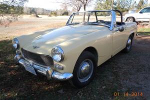 Austin Healey Mk III