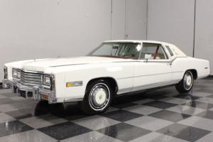 IMPRESSIVELY WELL-PRESERVED BIARRITZ, COTILLION WHITE, COMFY PILLOW-TUFTED SEATS