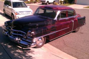 Classic original 1952 Cadillac Series 62