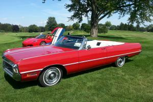 1969 Chrysler Newport Convertible Base 6.3L