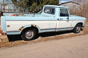 1974 International Harvester Pickup Truck 401 AMC Motor Origianl Running 1 Owner