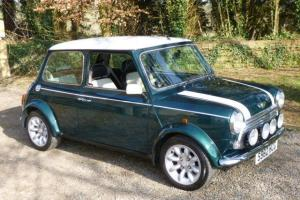 Rover Mini Cooper 'One Owner From New' And Just 32000 Miles!
