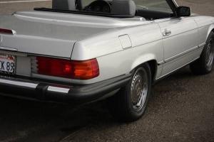 !!!! '89 Mercedes 560SL - Silver - EXCELLENT CONDITION 560 SL !!!!!! - $15900