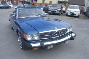 1977 Mercedes Benz 450SL with 26,130 Original Miles