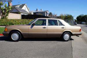 1986 300SDL ORIG CALIFORNIA OWNER CAR WITH 65K ORIGINAL MILES! FINEST ANYWHERE!