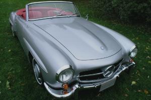 1959 Mercedes-Benz 190SL in excellent condition