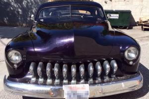 1950 Mercury Kustom Coupe