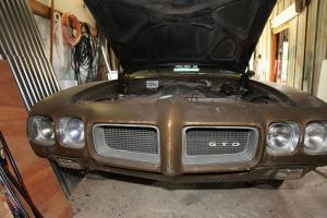 1970 GTO Convertible, rare