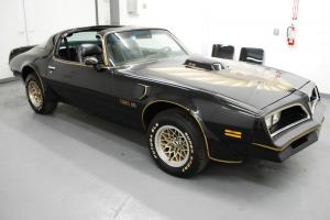 1979 Pontiac Trans Am T-Tops V8 Auto Snow Flakes Disc PWR Windows Buckets LOOK