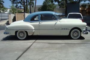 1951 Pontiac Chieftain, Straight Eight, Hydramatic