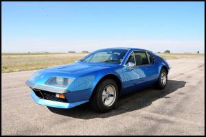 1978 Alpine A310 - low mileage and excellent condition