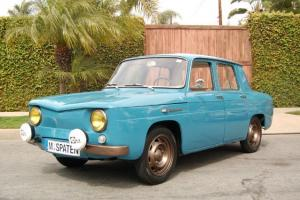 1963 Renault 8