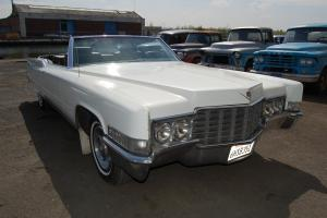 1970 Cadillac Convertible bargain price, here in the UK