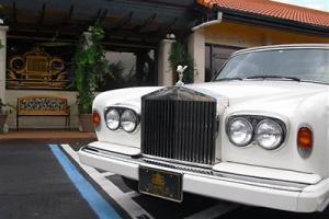Rolls-Royce Corniche II Convertible,White