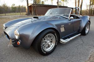 1965 Shelby Cobra Factory Five Racing * Replica Kits * 351 SVO Roller Engine Photo