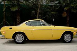 1972 VOLVO P1800 2 DOOR SPORT COUPE VERY COLLECTIBLE ANTIQUE STATUS A MUST SEE