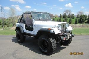 Jeep CJ 7 Built AMC 401 V8 On or Off road 4x4 CJ7