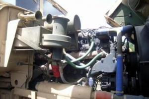 1986 M925A1 Military Truck 6x6