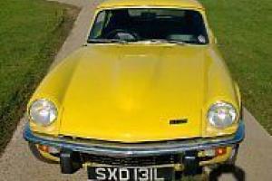 Triumph GT6 MK3 - 1973. 52,000 miles.