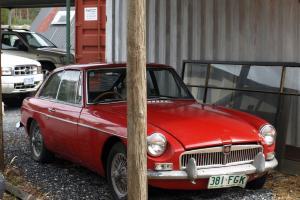 MGB GT 1967 in Legana, TAS