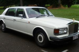 1988 Rolls Royce Silver Spur in Chapel Hill, QLD