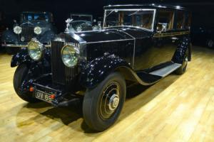 1930 Phantom II Thrupp & Maberly Limousine.
