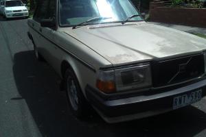 1983 Volvo GLE