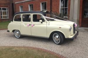 LONDON WEDDING TAXI