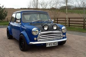 1430cc stage 3 mini immaculate condition. 1 year mot 6 month tax
