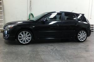Mazda 3 MPS 2006 Hatchback 6 SP Manual 2 3L Turbo in Hoppers Crossing, VIC