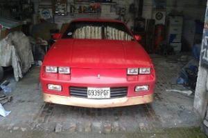 CHEVROLET CAMARO V6