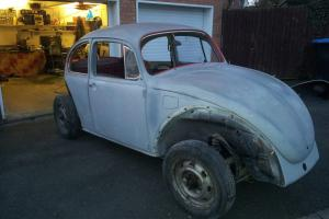Vw Beetle 1971 tax exempt 1300 deluxe project