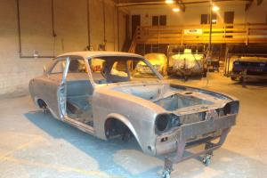 Ford Escort MK1 Mexico, Rally, Works Shell