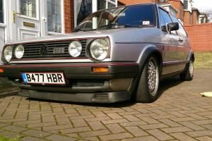 1985 VW Golf MK2 GTI 8v