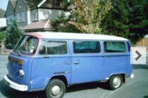 Volkswagon Campervan T2 1978