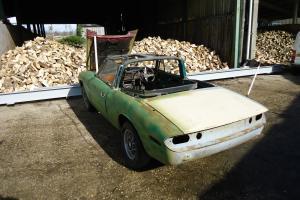 1972 Triumph Stag - Restoration Project
