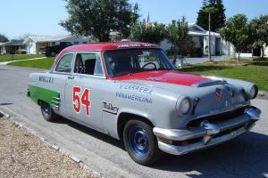 1954 Mercury Monterey, LaCarrera Panamericana, Rally, Hillclimb, Race, Vintage