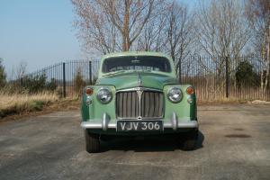 Rover 95 1963