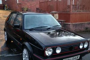 VW golf gti mk2 Photo