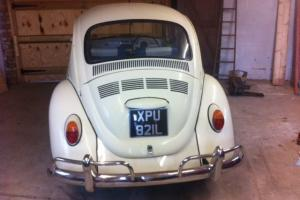 Classic VW Volkswagen Beetle Bug 1300 - Easy Project! - Tax Exempt