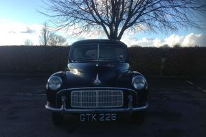 1954 Morris Minor Split Screen Photo
