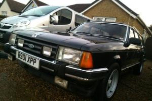1985 Ford Granada estate 2.8 v6 auto ghia x Photo
