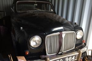 stunning ROVER 90, awaiting restoration 1950s model