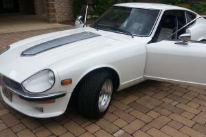 1971 Datsun 240z Bolt off restoration!