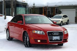 Audi : A4 QUATTRO
