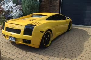 Lamborghini : Gallardo Base Coupe 2-Door